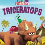Story Bots Step Into Reading Book - Triceratops Only $3.19!