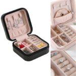 Travel Jewelry Organizer Box Only $9.99 Shipped!