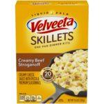Velveeta Cheesy Skillets Creamy Beef Stroganoff Meal Kit as low as $2.35!