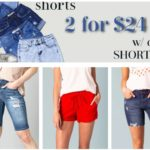 Cents of Style Shorts on Sale! 2 for $24 Shipped!