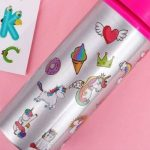 Decorate Your Own Water Bottle Kit Only $6.95!