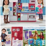 Lots of Journey Girls Doll Accessories on Sale! Vet Set, Horse Stable, Kitchen & More!