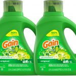 Gain Laundry Detergent Plus Aroma Boost 2-Bottle Pack as low as $10.07!