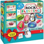 Creativity For Kids Holiday Hide and Seek Rock Painting Kit Only $13!