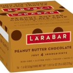 Larabar Peanut Butter Chocolate Chip Bars 16-Count as low as $11.42 Shipped!