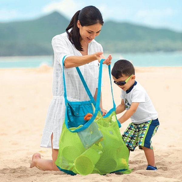 Extra Large Mesh Beach Bag