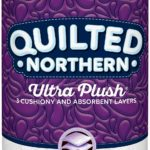 Quilted Northern Ultra Plush Toilet Paper as low as $0.25 per Single Roll!