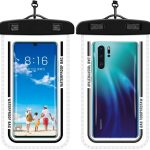 Cell Phone Waterproof Bag 2-Pack Only $4.99! Perfect for Pictures in the Water!