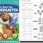 School Zone Get Ready for Kindergarten Workbook Only $2.99!
