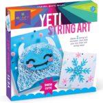 Craft-tastic String Art Kit -Yeti & Snowflake Only $8.99!
