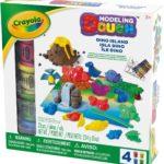 Crayola Modeling Dough - Dino Island Only $6.35! (reg. $13.99)