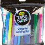 Crayola Take Note Bullet Journal Supplies Only $6.16!