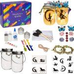 Fairy Lantern Craft Kit 2-Pack Only $20.99 - $10.50 per Lantern!