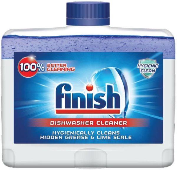 Finish Dual Action Dishwasher Cleaner