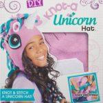 Knot-A Unicorn Hat Craft Kit Only $4.27!