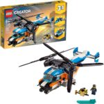 LEGO Creator 3in1 Twin Rotor Helicopter Building Kit - $39.97 Shipped! (reg. $60)