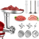 Meat Food Grinder Attachment for KitchenAid Mixers Only $36.39 Shipped!