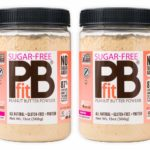 PBfit Peanut Butter Powder, Sugar-Free, 13 Ounce (Pack of 2) as low as $9.20!