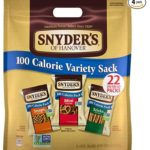 Snyder's of Hanover Pretzels Variety 100 Calorie Packs 4-Pack as low as $4.69!