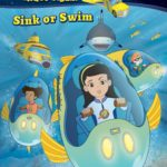 The Magic School Bus Rides Again Book - Sink or Swim Only $3.99!