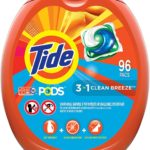 Tide PODS Laundry Detergent Pacs 96-load Tub as low as $15.27! ($0.16 each)