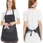 Ladies Fancy Apron with Bowknot Only $7.99! SO CUTE!