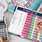 Budget Binder Tracker Only $11.97 (Reg. $35)!