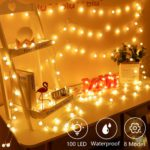 Gold Globe String Lights 33-Foot Only $9.99!