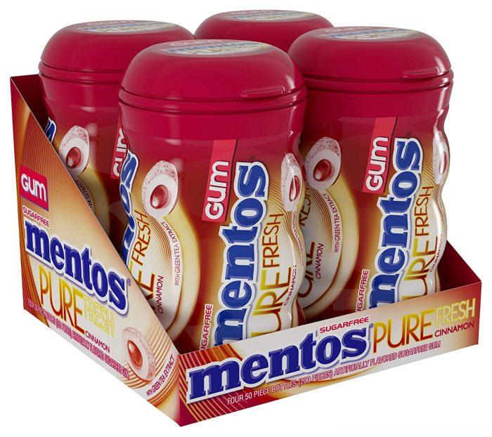 Mentos Sugar-Free Chewing Gum