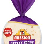Mission Tortillas for Street Tacos Only $1.53!