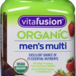 Vitafusion Organic Mens Gummy Multivitamin, 90 Count Only $9.73!