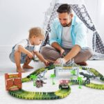 A Dinosaur World Road Race Track Playset Only $17.43 (Reg. $27)!