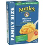 Annie's Organic Macaroni and Cheese Family Size 6-Pack as low as $10.27 Shipped!