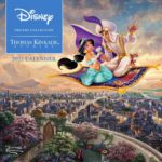 Disney Dreams Collection by Thomas Kinkade Studios: 2021 Mini Wall Calendar Only $2.97 (Reg. $9)!