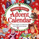 Disney Storybook Collection Advent Calendar with 24 Books Only $19.99 - $0.83/Book!