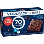 Fiber One 90 Calorie Soft-Baked Bars 12 Count Only $3.00!
