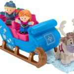 Disney Frozen Kristoff's Sleigh by Little People Only $10.66!