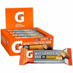 Gatorade Whey Protein Recover Bars (12 Count) Only $11.34!