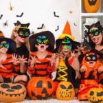Set of 48 Halloween Scratch Paper Masks Only $7.99!