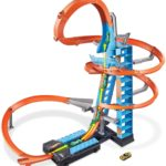 Hot Wheels Sky Crash Tower Track Set Only $37.32 Shipped! Best Price!