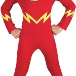 Justice League The Flash Costume as low as $9.99!!