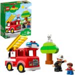 LEGO DUPLO Town Fire Truck Building Kit - $15.99 - Best Price!