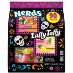 Nerds & Laffy Taffy Assorted Mini Bars, 90 count Only $6.95!