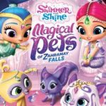 Shimmer and Shine DVD - Magical Pets of Zahramay Falls Only $3.74!