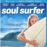 Soul Surfer Blu-ray/DVD Combo Only $5!