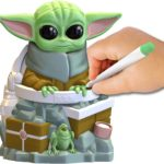 Star Wars Mandalorian Baby Yoda Design A Vinyl Only $8.99!