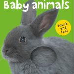 Touch & Feel Baby Animals Book Only $3.37!