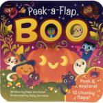 Boo: Peek-a-Flap Board Book Only $6.31!
