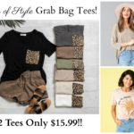 Cents of Style Grab Bags - 2 Tees Only $15.99!