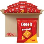 Cheez-It Baked Snack Cheese Crackers 40-Count as low as $10.34!